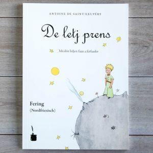 Antoine de Saint-Exupéry-Buch-Kleiner-Prinz-Cover-De letj prens-400113