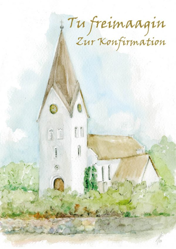 Friesische Konfirmationskarte-Sankt-Clemens-1_100113