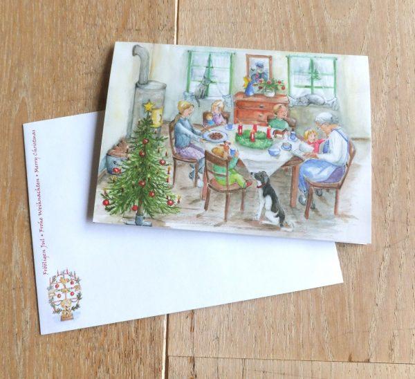 Weihnachtskarte-Weihnachtsstube_100137