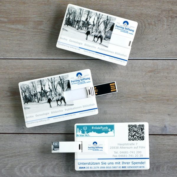 USB Stick Card Ferring Stiftung-100126