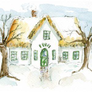 winterkarte-friesenhaus-im-schnee-detail-100117